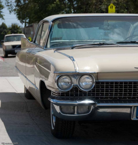 1959 or 1960 Cadillac Coupe deVille
