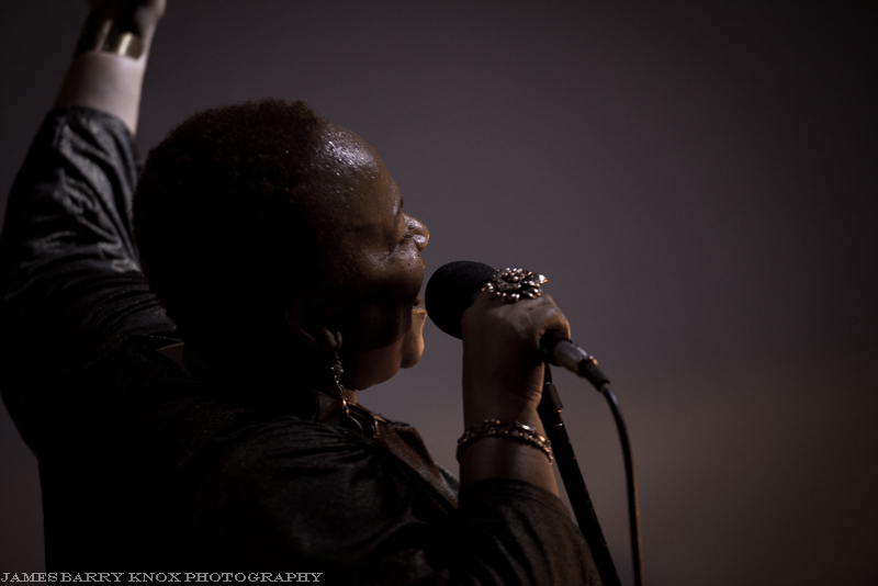 Rhonda Benin @ The Sound Room » James Barry Knox Photography